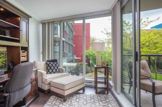 "Photo 17: 113 1483 W 7TH Avenue in Vancouver: Fairview VW Condo for sale in ""Verona of Portico"" (Vancouver West)  : MLS®# R2458283"