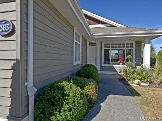 Photo 1: 1383 BRITANNIA DRIVE in PARKSVILLE: PQ Parksville Row/Townhouse for sale (Parksville/Qualicum)  : MLS®# 710791