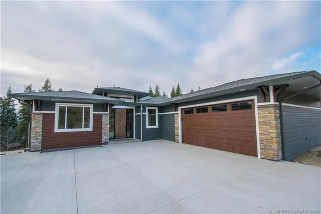 Main Photo: 4280 Northeast 20 Street in Salmon Arm: Green Emerald Estates House for sale (NE Salmon Arm)  : MLS®# 10146505