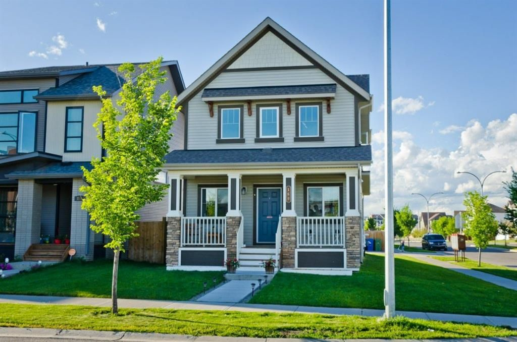 Main Photo: 160 COPPERSTONE Drive SE in Calgary: Copperfield Detached for sale : MLS®# A1016584