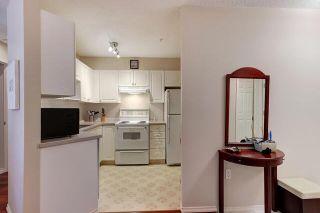 Photo 7: 411 11716 100 Avenue in Edmonton: Zone 12 Condo for sale : MLS®# E4247057
