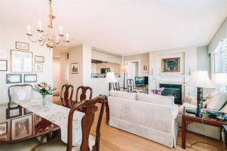 """Photo 4: 704 2799 YEW Street in Vancouver: Kitsilano Condo for sale in """"TAPESTRY AT ARBUTUS WALK"""" (Vancouver West)  : MLS®# R2617372"""