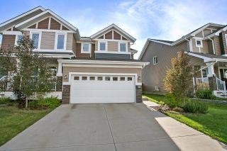 Photo 2: 6822 EVANS Wynd in Edmonton: Zone 57 House Half Duplex for sale : MLS®# E4262515