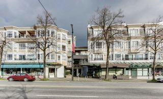 "Main Photo: 301 2545 W BROADWAY in Vancouver: Kitsilano Condo for sale in ""Trafalgar Mews"" (Vancouver West)  : MLS®# R2538237"