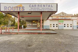 Photo 2: 7127 KING GEORGE Boulevard in Surrey: West Newton Land Commercial for sale : MLS®# C8040071