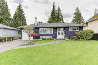 """Main Photo: 824 CRESTWOOD Drive in Coquitlam: Harbour Chines House for sale in """"HARBOUR CHINES"""" : MLS®# R2573026"""