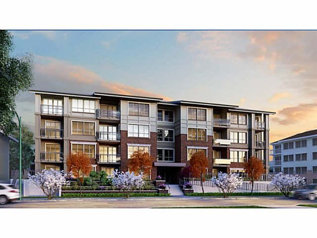 """Main Photo: 307 2288 WELCHER Avenue in Port Coquitlam: Central Pt Coquitlam Condo for sale in """"AMANTI ON WELCHER"""" : MLS®# R2011575"""