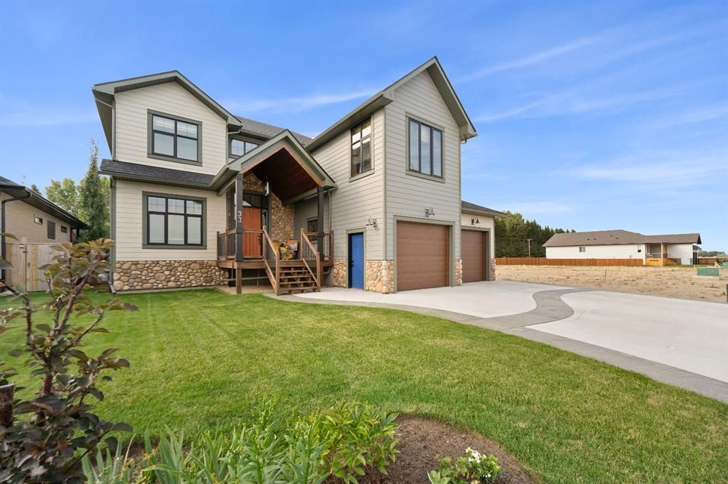 Main Photo: 33 Viceroy Crescent: Olds Detached for sale : MLS®# A1145188