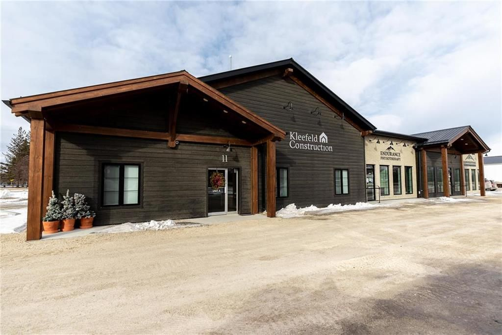 Main Photo: E 11 MAIN Street in Kleefeld: R16 Industrial / Commercial / Investment for lease : MLS®# 202104052