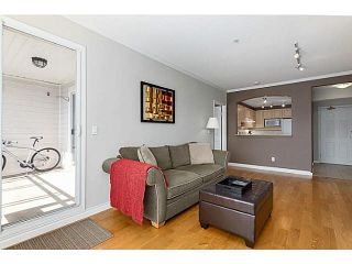 "Photo 3: 415 3608 DEERCREST Drive in North Vancouver: Roche Point Condo for sale in ""DEERFIELD"" : MLS®# V1087667"