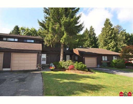 """Main Photo: 4 4929 207A Street in Langley: Langley City Townhouse for sale in """"PARKVIEW PLACE"""" : MLS®# F2921228"""