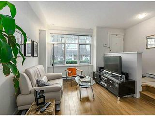 """Photo 3: 3732 WELWYN Street in Vancouver: Victoria VE Townhouse for sale in """"Stories"""" (Vancouver East)  : MLS®# V1095770"""