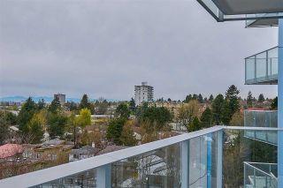 """Photo 15: 702 489 INTERURBAN Way in Vancouver: Marpole Condo for sale in """"MARINE GATEWAY"""" (Vancouver West)  : MLS®# R2355019"""