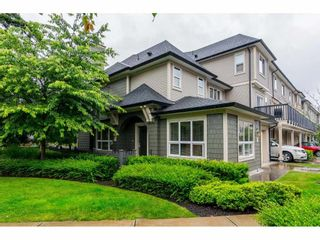 """Main Photo: 22 7938 209 Street in Langley: Willoughby Heights Townhouse for sale in """"RED MAPLE PARK"""" : MLS®# R2466681"""
