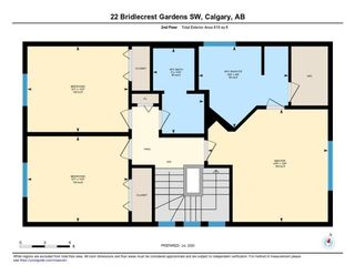 Photo 34: 22 BRIDLECREST Garden SW in Calgary: Bridlewood Detached for sale : MLS®# C4306282