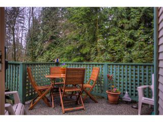 "Photo 10: 5 65 FOXWOOD Drive in Port Moody: Heritage Mountain Townhouse for sale in ""FOREST HILLS"" : MLS®# V1054464"