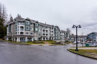 """Photo 1: # 414 -16388 64 Avenue in Surrey: Cloverdale BC Condo for sale in """"THE RIDGE AT BOSE FARMS"""" (Cloverdale)  : MLS®# R2143424"""