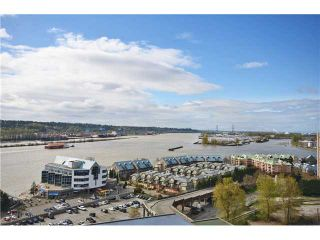 "Photo 1: 1901 892 CARNARVON Street in New Westminster: Downtown NW Condo for sale in ""Azure 2"" : MLS®# V1044252"