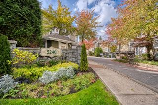 """Photo 28: 10 5240 OAKMOUNT Crescent in Burnaby: Oaklands Townhouse for sale in """"Santa Clara"""" (Burnaby South)  : MLS®# R2622975"""