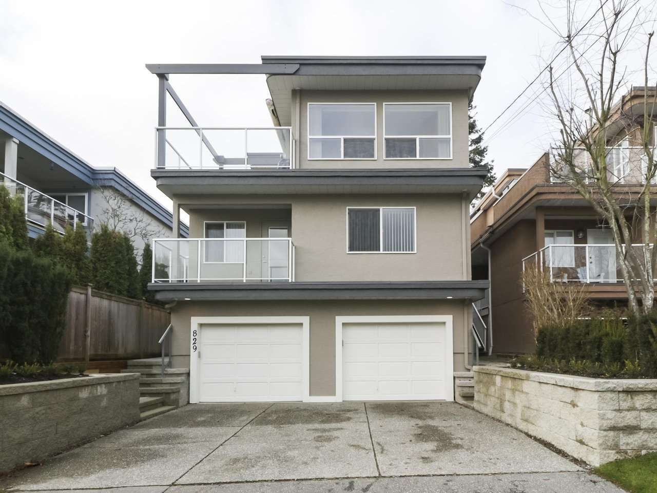 Main Photo: 829 STEVENS Street: White Rock House for sale (South Surrey White Rock)  : MLS®# R2421211