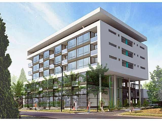 """Main Photo: 410 6311 CAMBIE Street in Vancouver: Oakridge VW Condo for sale in """"PRELUDE"""" (Vancouver West)  : MLS®# R2182168"""