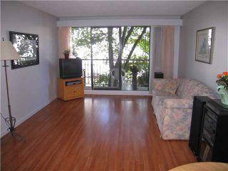 """Photo 2: 106 466 E 8TH Avenue in New Westminster: Sapperton Condo for sale in """"PARK VILLA"""" : MLS®# V829542"""
