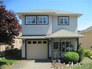 Photo 1: 614 McCallum Rd in VICTORIA: La Thetis Heights House for sale (Langford)  : MLS®# 574748