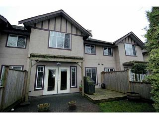 "Photo 1: 10 4788 57TH Street in Ladner: Delta Manor Townhouse for sale in ""LADNER ESTATES"" : MLS®# V1046978"