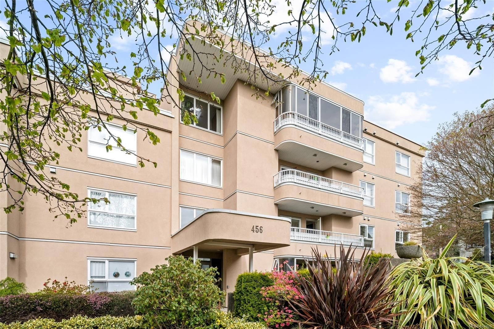Main Photo: 205 456 Linden Ave in : Vi Fairfield West Condo for sale (Victoria)  : MLS®# 874426