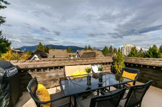 """Photo 18: 5 995 LYNN VALLEY Road in North Vancouver: Lynn Valley Townhouse for sale in """"RIVER ROCK"""" : MLS®# R2156356"""