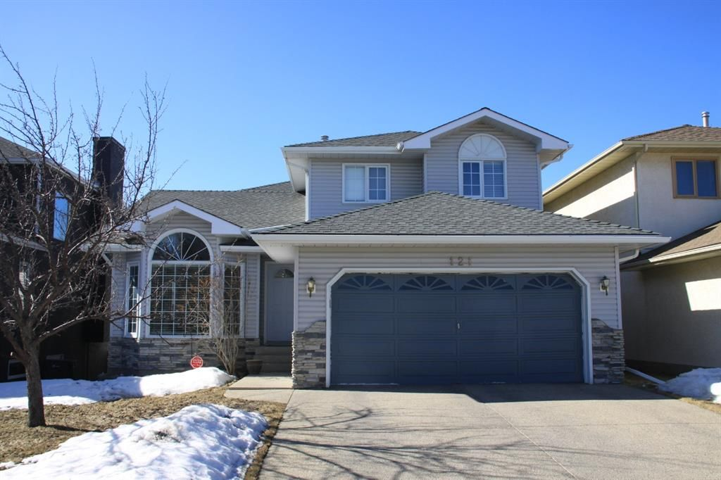 Main Photo: 121 Hawkland Place NW in Calgary: Hawkwood Detached for sale : MLS®# A1071530