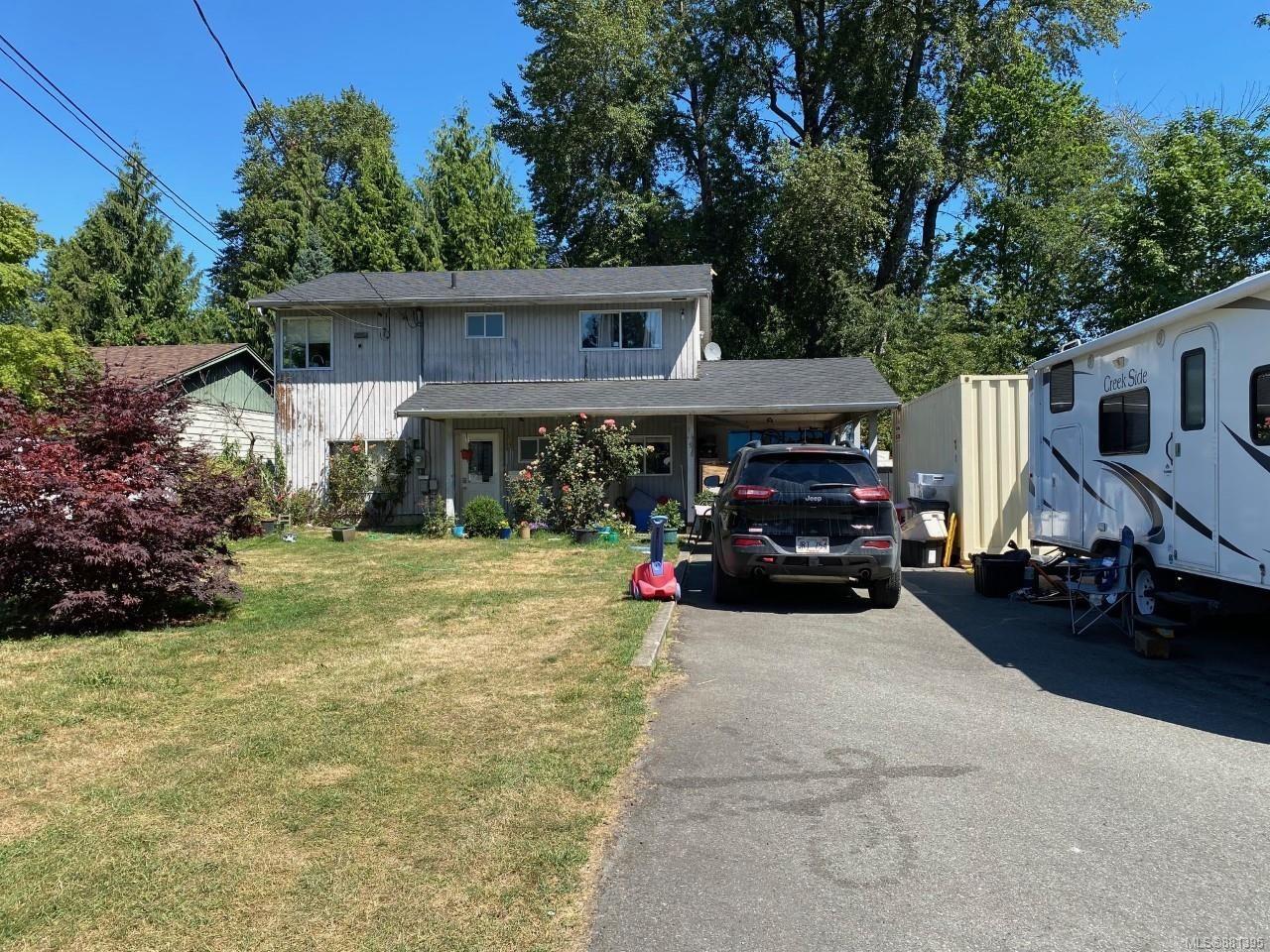 Main Photo: 454 Hewgate St in : Na South Nanaimo House for sale (Nanaimo)  : MLS®# 881395