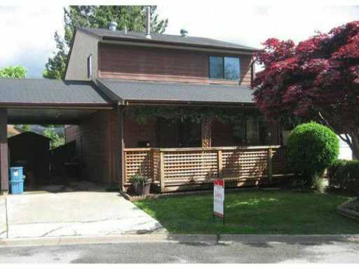 Main Photo: 12 12123 222ND STREET in : West Central House for sale : MLS®# V826774