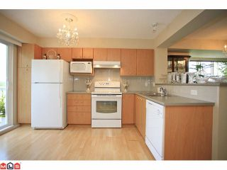 """Photo 4: 36 20560 66TH Avenue in Langley: Willoughby Heights Townhouse for sale in """"Amberleigh II"""" : MLS®# F1118211"""