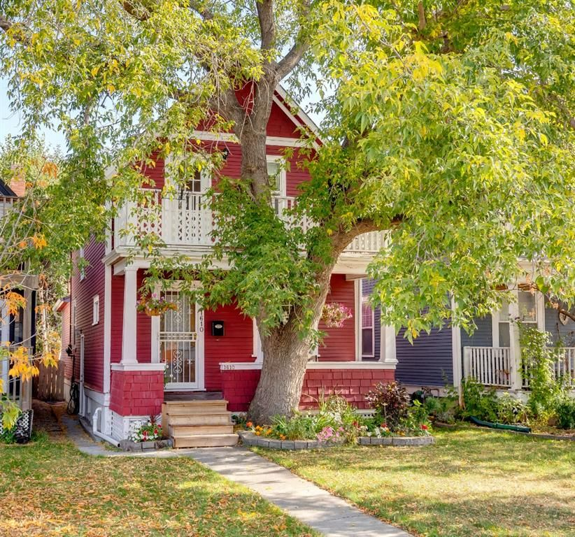 Main Photo: 1610 15 Street SE in Calgary: Inglewood Detached for sale : MLS®# A1083648