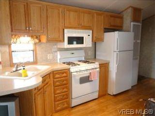 Photo 2: 5 5621 Sooke Rd in SOOKE: Sk Saseenos Manufactured Home for sale (Sooke)  : MLS®# 550455
