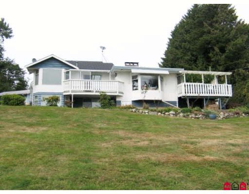 """Main Photo: 18737 54TH Avenue in Surrey: Cloverdale BC House for sale in """"HUNTER PARK"""" (Cloverdale)  : MLS®# F2916329"""