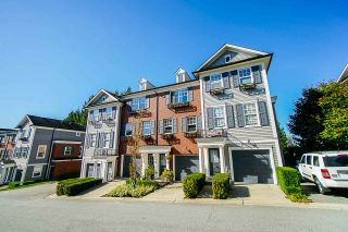 Photo 1: 78 688 EDGAR Avenue in Coquitlam: Coquitlam West Townhouse for sale : MLS®# R2506046