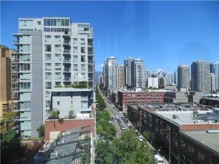 "Photo 5: # 806 1155 HOMER ST in Vancouver: Yaletown Condo for sale in ""City Crest"" (Vancouver West)  : MLS®# V1035269"