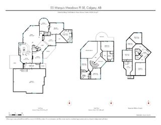 Photo 3: 55 Marquis Meadows Place SE: Calgary Detached for sale : MLS®# A1150415