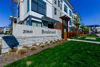 """Photo 4: 45 20849 78B Avenue in Langley: Willoughby Heights Townhouse for sale in """"THE BOULEVARD"""" : MLS®# R2567786"""