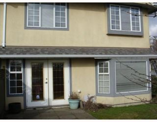 """Photo 1: 1 25 RICHMOND Street in New_Westminster: Fraserview NW Townhouse for sale in """"FRASERVIEW PARK"""" (New Westminster)  : MLS®# V755503"""
