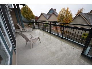 """Photo 8: 19 910 FORT FRASER RISE in Port Coquitlam: Citadel PQ Townhouse for sale in """"SIENNA RIDGE"""" : MLS®# V987337"""