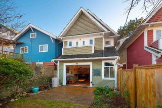 Photo 28: 2017 KITCHENER Street in Vancouver: Grandview Woodland 1/2 Duplex for sale (Vancouver East)  : MLS®# R2532642