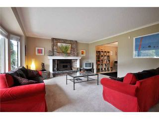 """Photo 2: 1530 HATTON Avenue in Burnaby: Simon Fraser Univer. House for sale in """"DUTHIE/SFU"""" (Burnaby North)  : MLS®# V851270"""