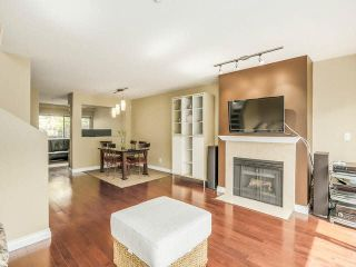 Photo 3: 3433 AMBERLY PLACE in Vancouver: Champlain Heights Townhouse for sale (Vancouver East)  : MLS®# V1141286