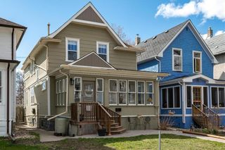 Photo 25: 52 Lipton Street in Winnipeg: Wolseley Residential for sale (5B)  : MLS®# 202110828