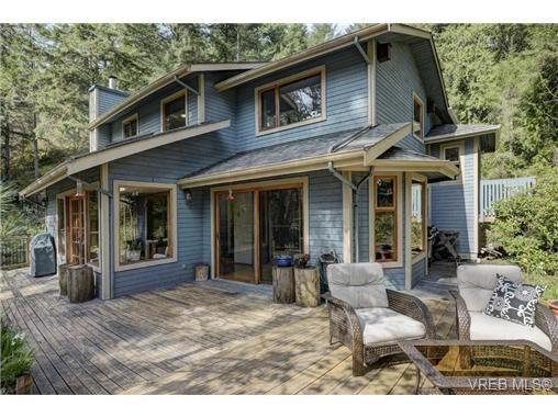 Main Photo: 2850 W Bukin Dr in VICTORIA: Hi Eastern Highlands House for sale (Highlands)  : MLS®# 697784