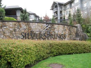 "Photo 1: 207 2988 SILVER SPRINGS Boulevard in Coquitlam: Westwood Plateau Condo for sale in ""TRILLIUM"" : MLS®# V835525"