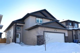 Main Photo: 222 Kolynchuk Manor in Saskatoon: Stonebridge Residential for sale : MLS®# SK844444